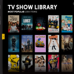 TV Show Library